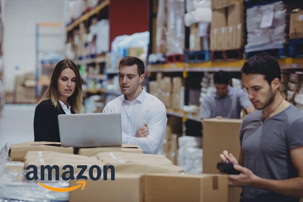 Agence spécialisée Amazon