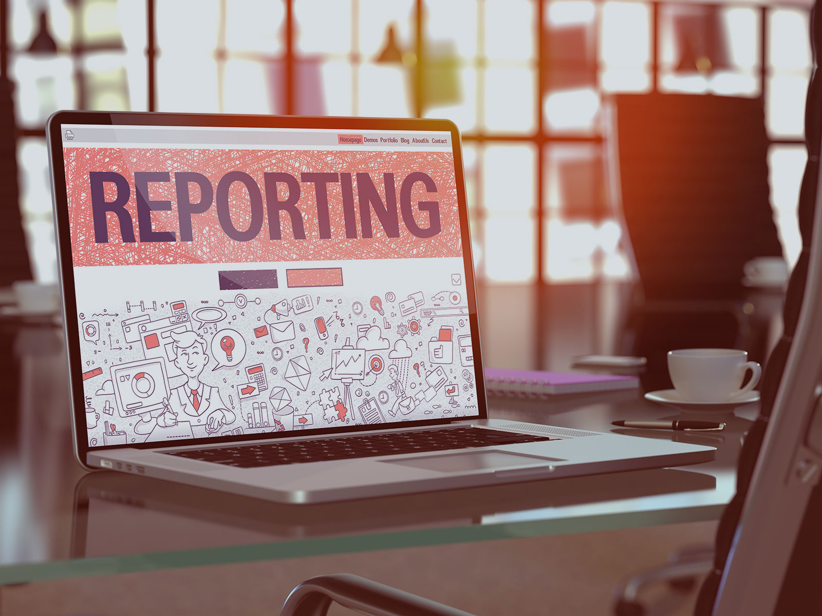 Reporting Amazon